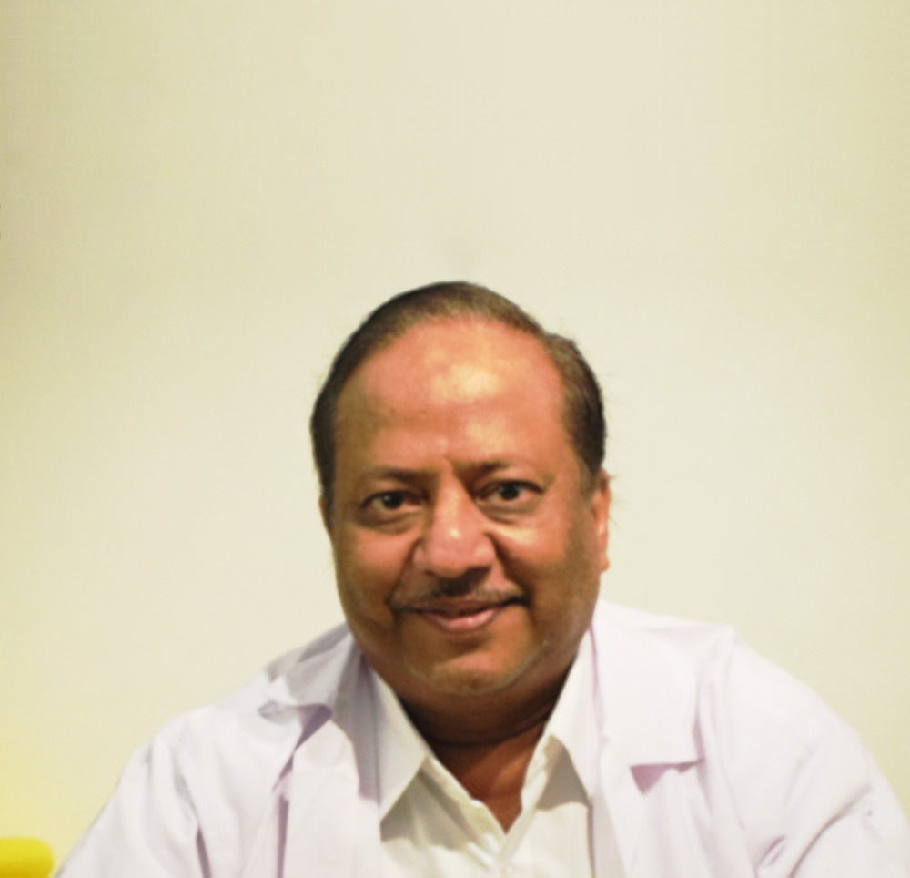 Dr. Arun Chamria